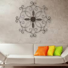 shabby medallion wall decor s03354 home depot
