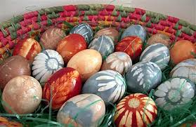 easter egg dyes dye colored easter eggs