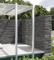 Gartengestaltung Mit Steinen Sichtschutz Garten Modern Stein U2013 Actof Info