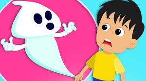 happy ghost clipart naughty ghost original song halloween rhymes youtube