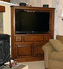 armoire tv armoires with doors corner tv hutch with doors tv