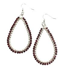 Cascading Bead Chandelier Earrings Express Faceted And Beaded Gemstones Featured On John S Brana John S