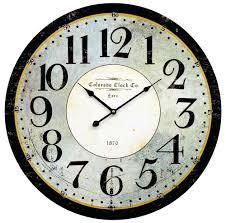 coolest wall clocks utensils wall clock oversized wall clocks wayfair 30 crosby clock