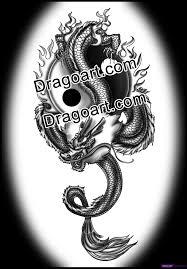 tribal chinese dragon tattoos download dragon tattoo to draw danielhuscroft com