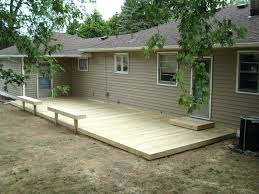 gallery of patio and deck ideasunder pictures backyard design