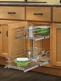 Kitchen Cabinet Rolling Shelves 73 Creative Startling Sliding Drawers For Cabinets Counter