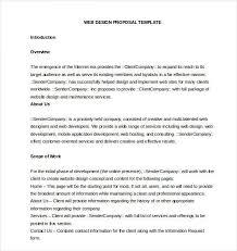 bid proposal letter bid proposal template invitation to bid