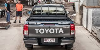 2016 toyota hilux workmate 4x2 double cab review caradvice