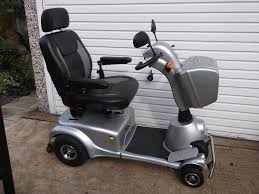 quingo sport 4 8 mph mobility scootr with user manual new