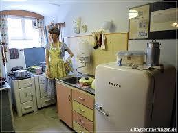 küche 50er erinnerungen aus dem alltag im 50er jahre museum unterwegs