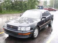 93 lexus ls400 1993 lexus ls 400 pictures cargurus