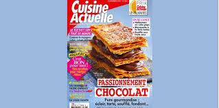 recettes cuisine actuelle cuisine actuelle le numéro de novembre 2017 est en kiosque