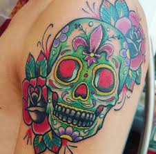 parlour tattoo studio how sugar skull tattoos are shaking up