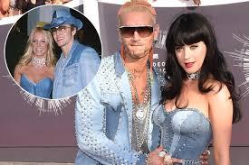 Riff Raff Halloween Costume Wore Katy Perry U0026 Riff Raff Britney U0026 Justin