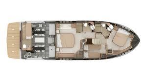 navetta 52 absolute yacht efficiency elegance and comfort