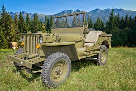 willys army jeep jeep played critical role in winning war after pearl harbor