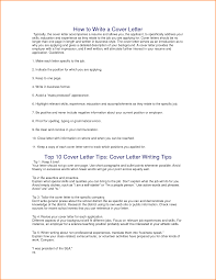 how to write a cover letter for a job best business template