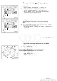 audi a3 2000 8l 1 g electrical system workshop manual