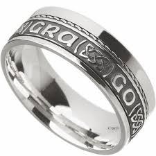 mo anam cara boru comfort fit mo anam cara siorai ii my soul mate ring made in