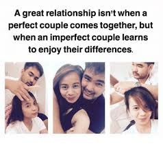 Couple Memes - a great relationship isn t when a perfect couple comes together but