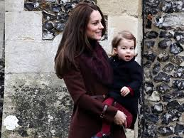 royal family heads to church service without the