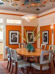 Orange Room Ideas Best  Orange Bedroom Decor Ideas On Pinterest - Burnt orange dining room