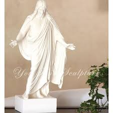 home interior jesus figurines home interior decorative white marble jesus garden statues buy