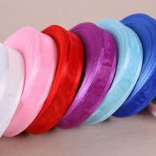 organza ribbon wholesale 50 yards lot 1 25mm organza ribbons wholesale gift wrapping