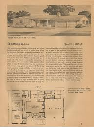 Home Plans Ranch Style Ranch House Plans From The 1970s Home Act