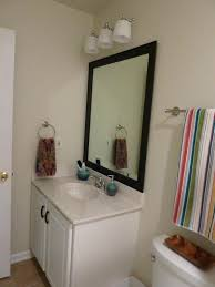 battery operated bathroom mirror lights northlight co