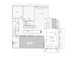 floor plan adventures in remodeling