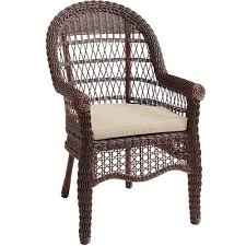 Pier 1 Dining Chair with Sunset Pier Chestnut Brown Dining Chair Pier 1 Imports
