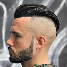 backs of mens haircut styles best 25 slick back haircut ideas on pinterest slick back fade