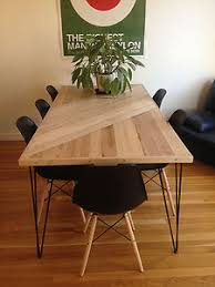 handmade in melbourne recycled timber dining table desk ebay
