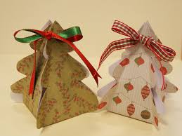 tree gift box template advent calendar day 19