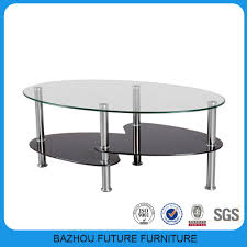 coffee table brilliant design oval glass tables round image black