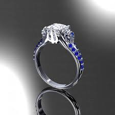 pokeball engagement ring sapphire studios the iconica collection sapphire studios