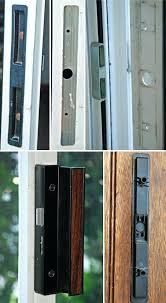 sliding glass door handle and lock keyless locks for sliding glass doors user submitted photos of a