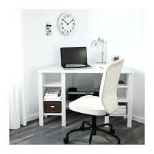 White Ikea Corner Desk White Ikea Computer Desk Design With Wall Color Schemes And Brown