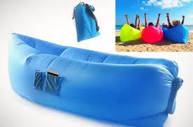 canapé gonflable piscine canapé gonflable plage maison image idée