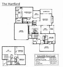 two story floor plan house plan fresh two story house plans with master on floor