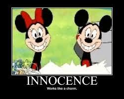 Mickey Meme - mickey and minnie innocence by zanbamon on deviantart