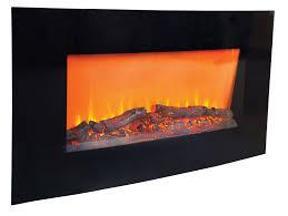 black electric fireplace diy