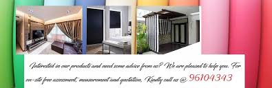 Curtains And Blinds Curtains And Blinds Singapore 9610 4343