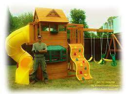 Big Backyard Swing Set Photo Gallery 514 704 6469