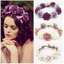 flower bands flower hair band ebay