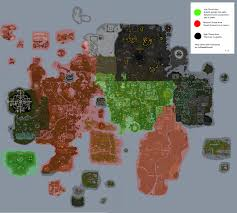 Oldschool Runescape World Map by Darkscape Threat Area Map V 1 3 Rsdarkscape