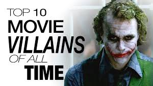 top 10 movie villains of all time youtube