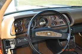 Saddle Interior 1970 Camaro Z28 Classic Copper Deluxe Saddle Interior Auto Am Fm