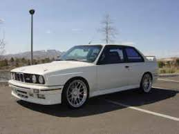 bmw e30 rims for sale 1988 bmw e30 m3 alpine white on bbs how can you go